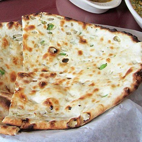Onion Naan V