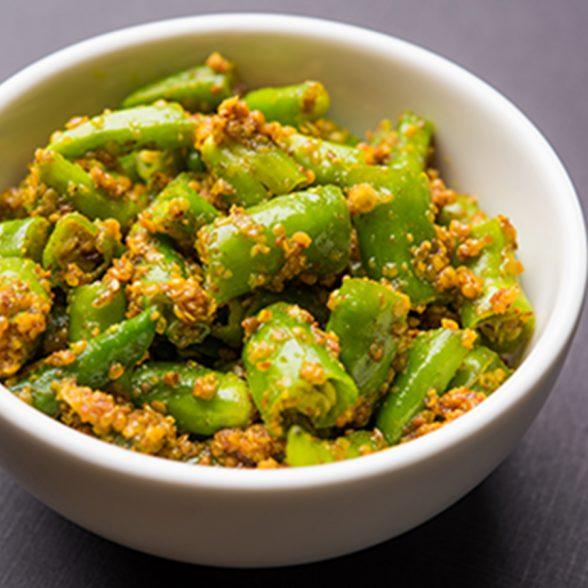Pickles V   VV   GF   NF   DF